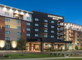 Michigan S Best Hotels With Breakfast Courtyard By Marriott Mt Pleasant At Central University
