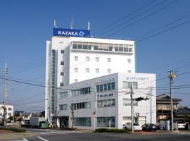 Park Side Hotel, Tanabe (Asso yakınında)