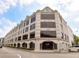 6 Hotel Terbaik Berdekatan Kota A Famosa Melaka Malaysia
