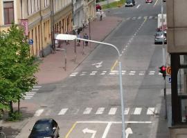 Keskusta Pori Yrjönkatu, Пори (рядом с городом Noormarkku)