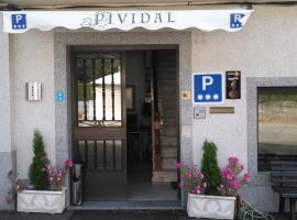 Pensión Residencia Pividal, Picaraña (O Sisto yakınında)
