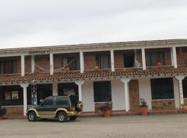 Hotel Casa de la Villa, Sutamarchán
