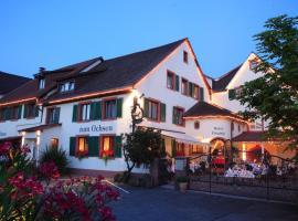 Hotel Ochsen, Binzen (Rümmingen yakınında)