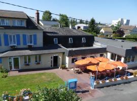 Hotel Restaurant des 4 Ecluses, Gaillon