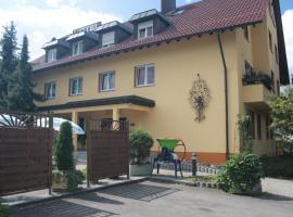 Hotel-Gästehaus Löwen, Süßen