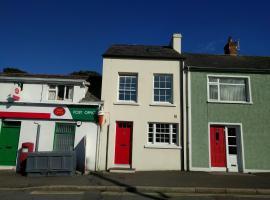 The Red Door, Strangford (рядом с городом Portaferry)