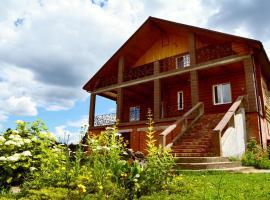 Usadba Orekhovo, Kruki (Kupcheli yakınında)