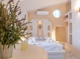 Fratelli Rooms, Tinos Town