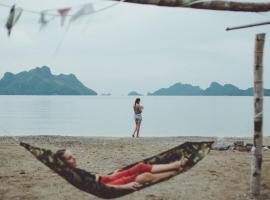 Woodstock Beach Camp