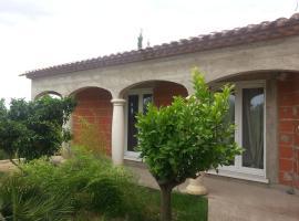 Chez Sylvie, Magalas (рядом с городом Saint-Geniès-de-Fontedit)