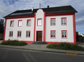 Ferienwohnung Sabine, Obergessertshausen (Ziemetshausen yakınında)