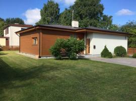 Hirve Vacation Home, Pärnu (Silla yakınında)
