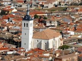 Colmenar de Oreja, Colmenar de Oreja (рядом с городом Villarejo de Salvanés)
