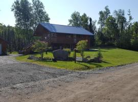 Southern Bluff Bed & Breakfast, Soldotna