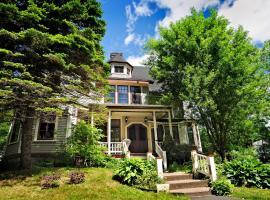 Elmwood Heritage Inn, Charlottetown (Long Creek yakınında)