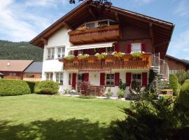Ferienwohnung Annele, Hittisau