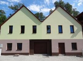 Apartmány Starovice, Starovice (Hustopeče yakınında)