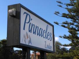 Pinnacles Lodge, Tairua