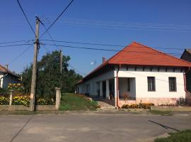 Bajusz Vendégház, Tornyosnémeti (рядом с городом Szemere)