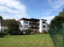 Hotel Saarland Lebach, Lebach (Hahn yakınında)