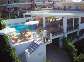 Hotel Dimitra, Ligia