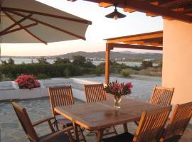 Naxos Beachvilla, Наксос (рядом с городом Микри-Вигла)