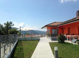 Foresteria La Merlina, Borgo Adorno
