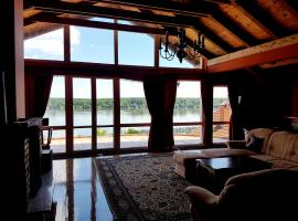 Luxury Villa Danube River, Novi Banovci