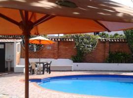 Hotel Boutique Villa del Carmen, Anapoima