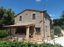 Casale San Marco B&B, Piccione (Fratticciola Selvatica yakınında)