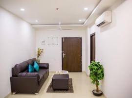 Skyla Service Apartments Gachibowli, Gachibowli