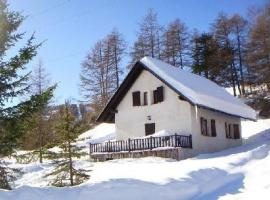 Chalet, Roubion