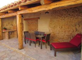 Casa Rural El Ventanico, Fuentes Calientes (Jarque de la Val yakınında)