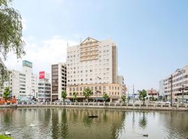 HOTEL MYSTAYS Matsuyama, Мацуяма