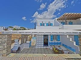 Alexander Tinos Porto Vacation Home, Агиос-Иоаннис (рядом с городом Агиос-Состис)