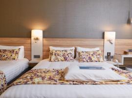 蓬塔利耶幾利亞的酒店