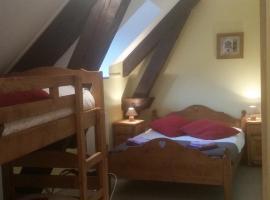 Hotel les cimes, Vaujany