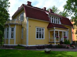 Villa Baumgartner, Ловийса (рядом с городом Лапинъярви)