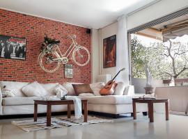 Saki's apartment, Афины (рядом с городом Néa Smírni)