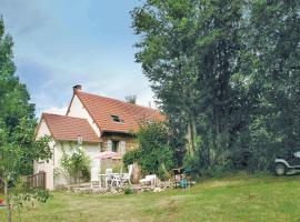Holiday Home Le Coquelicot, Moutier-Malcard (рядом с городом Aigurande)