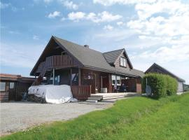 Four-Bedroom Apartment in Orre, Orre