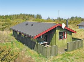 Holiday home Øster Kjulvej Hirtshals VI, Hirtshals (Diget yakınında)
