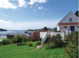 Four-Bedroom Holiday Home in Nedstrand