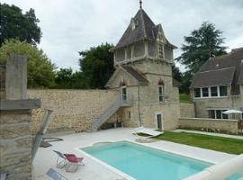 Gîtes Louis de Vauclerc, Craonnelle (tuvumā vietai Bouconville-Vauclair)