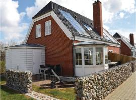 Three-Bedroom Holiday Home in Romo, Havneby