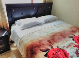 Hotel Damasco, Ipiales (Teques yakınında)