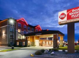Best Western PLUS Peppertree Inn at Omak, Omak