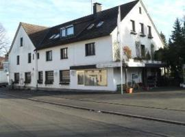 Hotel Restaurant Eulenhof, Alme (Bad Wünnenberg yakınında)