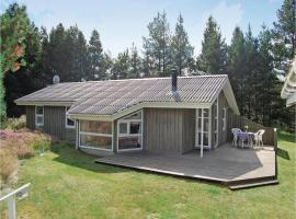 Holiday home Harestien Brovst, Brovst (Bratbjerg yakınında)