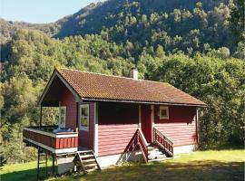 Holiday home Eikelandsosen Skogseid